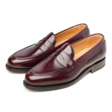 Loafers Berwick 9628 Burgundy