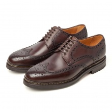 Derby Berwick 4163 Chrome Dark Brown